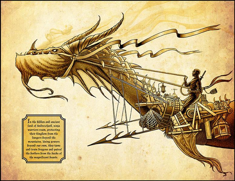 dragoninja