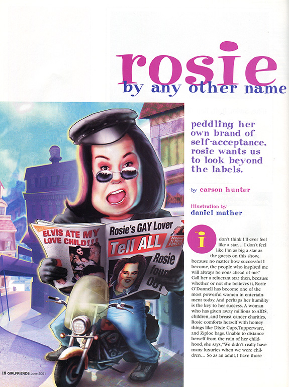 Rosie-inside